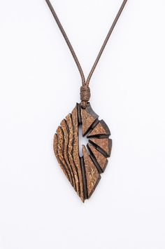 """ON SALE Bohemian jewelry from coconut shell """"Aerograce"""" Woodworking pendant gift for big brother Ethnic Brown orange elements Eco materials - Bohemian jewelry from coconut shell """"Aerograce"""" Woodworking pendant gift for big brother Ethnic - Driftwood Jewelry, Wooden Jewelry, Resin Jewelry, Silver Jewelry, Silver Rings, Coconut Shell Crafts, Walnut Shell, Wooden Necklace, Shell Pendant"""