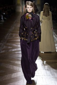Dries Van Noten - Fall 2015
