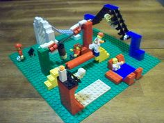 lego obstacle course - Google Search