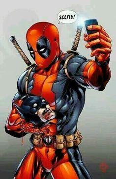 Deadpool's Selfie
