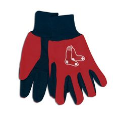 $9.99 Free Shipping  Red Sox Utility Gloves  Conference apparel | FREE Priority Mail Shipping | College Sports Apparel |