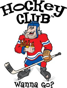 Image result for funny cartoon pictures of a hockey team