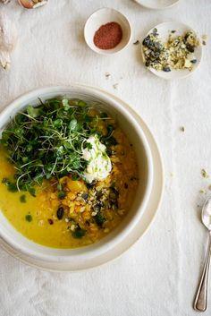 Coconut Yellow Split Pea Soup – QUITOKEETO