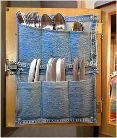 15 Practical Utensil Storage Ideas for Your Kitchen 5