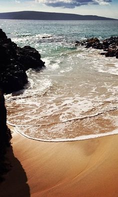 Travel Inspiration | Pa'ako Beach, Maui