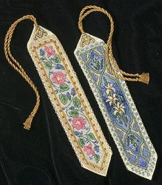 Bookmarks Counted Cross Stitch Kit                                                                                                                                                                                 More