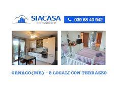Ornago (Monza Brianza): Bilocale recente con Terrazzo in Vendita - Ad.ze...