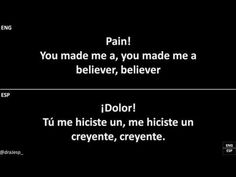 Radioactive Imagine Dragons Lyrics Letra Español English Sub - YouTube
