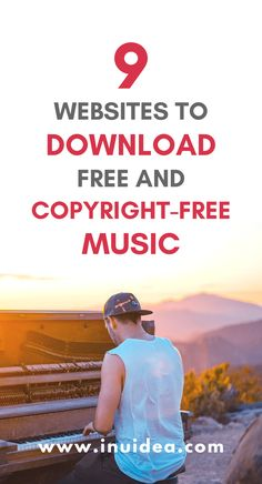Free Music Websites, Free Music Download Sites, Music Sites, Cool Websites, Free Song Download Website, Get Free Music, Free Music For Videos, Youtube Hacks, Youtube Setup