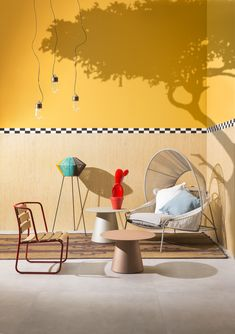 Design open air • Styling Daria Pandolfi • Photo Beppe Brancato