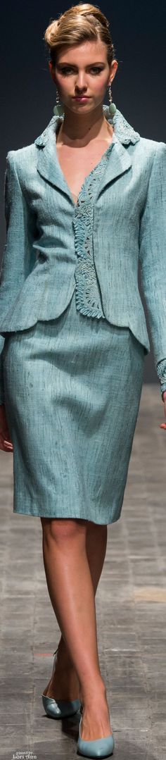 Curiel Couture Spring 2016