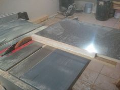 Table saw extension wing 24 table saw extension pinterest adding a table saw extension wing greentooth Choice Image