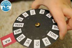 A kalózos olvasás után most még egy trükköt hoztam, hogy a betűk összeolvasása gyerekjáték legyen! Mi betűkeréknek neveztük el, és a legjobb benne, hogy az összeadás gyakorlásával is ötvözni lehet.