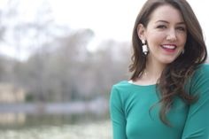 Green Dress | Dallas Wardrobe