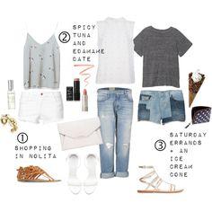 weekend wear...