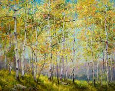 Impressionist Oil Paintings and Art Videos by Bill Inman Art Studio