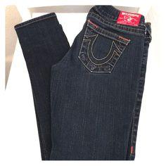 True Religion Skinny Jeans Size 26 True Religion Skinny Jeans in Size 26 True Religion Jeans Skinny