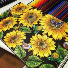 Livro - book Blomster Mandala by Maria Trolle  #blomstermandala #coloringbookforadults #coloring #colorindolivrostop #divasdasartes #boracolorirtop #mariatrolle