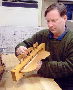 Resultado de imagen de homemade violin clamp