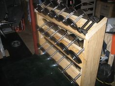 Dumbbell Rack - Bodybuilding.com Forums