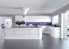 How To Keep The High Gloss Kitchen Doors Clean? Now After The Remodeling Of  Your