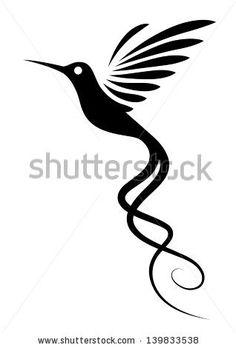 Hummingbird Tattoo by Oleg Iatsun, via ShutterStock