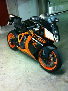 Want an smoking deal on this amazing bike? We currently have a 2012 KTM on the showroom floor and available. Give us a call at and ask for Chad Ktm Motorcycles, Motorcycle Helmets, Custom Motorcycles, Motos Retro, Moto Design, Ktm Rc8, Custom Sport Bikes, Sportbikes, Hot Bikes