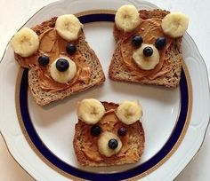 Cute healthy food idea!