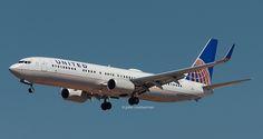 N37474 UNITED AIRLINES 737