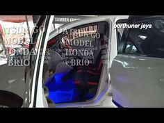 JOK MOBIL DATSUN MODEL HONDA BRIO///jok cibubur cikeas cilengsi bekasih blohor - YouTube Jakarta