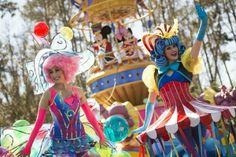 The Festival of Fantasy parade starts March 9!