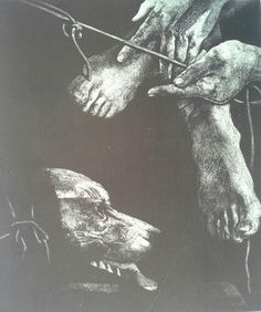 Serie amarraperros no 1 Spanish Painters, American, Painting, Dibujo, Art, Painting Art, Paintings, Drawings