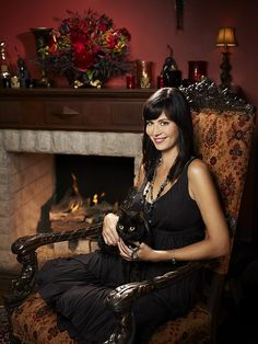 "Catherine Bell gets my vote for best witch. Check out the ""Good Witch"" on Hallmark channel. The Good Witch's Garden, The Good Witch Series, Witches Of East End, Catherine Bell, The Worst Witch, Hallmark Channel, Thats The Way, Great Movies, Movie Stars"