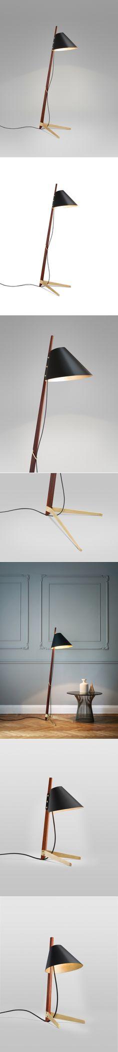 Studioilse Designs Lamp for Kalmar Werkstätten - Design Milk
