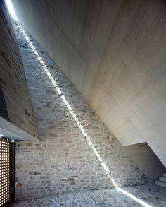Brione House in Ticino,Switzerland, byMarkus Wespi Jérôme de Meuron Architetti