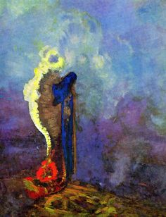 Odilon Redon, The Dream