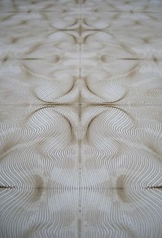 Lasercutter on blotter paper / total time: 5 minutes from beginning to milling Patterns In Nature, Textures Patterns, Print Patterns, Laser Art, 3d Laser, Line Texture, Texture Design, Motifs Textiles, Psychedelic Pattern