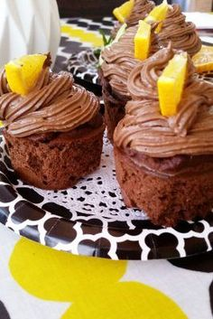 Healthy Treats, Healthy Desserts, A Food, Food And Drink, Sugar Free, Gluten Free, Keto, Cupcakes, Sweets
