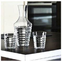 Spiegelau Balloon Decanter and Tumblers Set #wine #whiskey #balloondecanter #tumblers #barstuffstore http://www.kqzyfj.com/click-8042374-10725703-1396373656000?sid=Balloon+Decanter+and+Tumblers+Set&url=http://tracking.searchmarketing.com/click.asp%3Faid%3D120127150000006877&cjsku=9300193