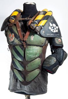 Post Apocalyptic Clothing, Post Apocalyptic Costume, Post Apocalyptic Fashion, Larp, Apocalypse Armor, Armadura Cosplay, Dystopia Rising, Costume Carnaval, Sci Fi Armor