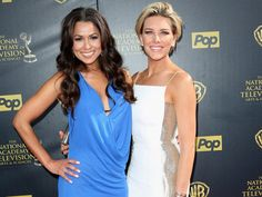 """MORE GOOD NEWS: Congrats to """"Extra"""" co-hosts Charissa Thompson and Tracey Edmonds who will be honored at the Genii Awards! Come celebrate with us. May 5th at the Skirball Cultural Center.  5pm - Red Carpet, Cocktail Reception and Silent Auction 6:30pm - Awards Ceremony at the Magnin Theatre.  For Tickets: http://www.awmsocalfoundation.org/tickets #awmsocal #allwomeninmedia #geniiAwards #ExtraTV"""