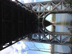 The GWB! (George Washington Bridge)