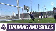 Sergio Ramos Our final session before heading to Munich