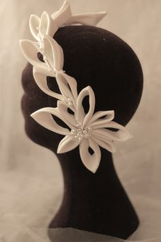Bridal headpiece from parantparant
