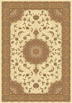 Traditional Area Rug, 9'3'x12'6' Ivory -- You can find more details by visiting the image link. (This is an affiliate link) #HomeDecor