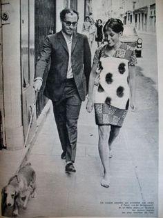 The No. 1130 Grace OF Monaco France Anglade Godard live Deauville 1967 | eBay