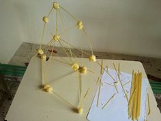 PEKEARTELENO: CHEESE BALLS AND SPAGHETTI TOWERS