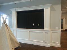 Custom Entertainment Center | Southern Oregon Custom Cabinets