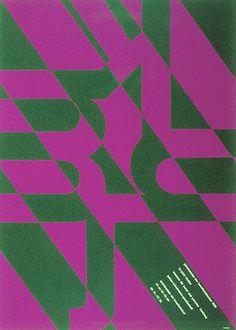 Almir Mavignier – Cartazes, 1957-2008 – Acervo Museu de Arte Moderna de São Paulo