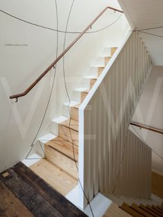 South London Gallery Peckham 6A Architects 2010 Staircase with artwork